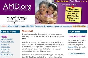 Macular Degeneration Partnership