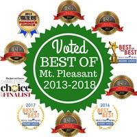 Voted Best Vision Center Logo