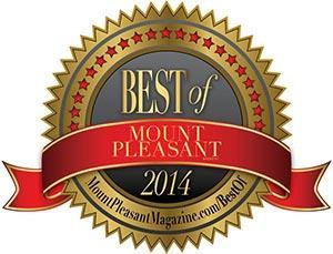 Best of Mount Pleasant Magazine logo