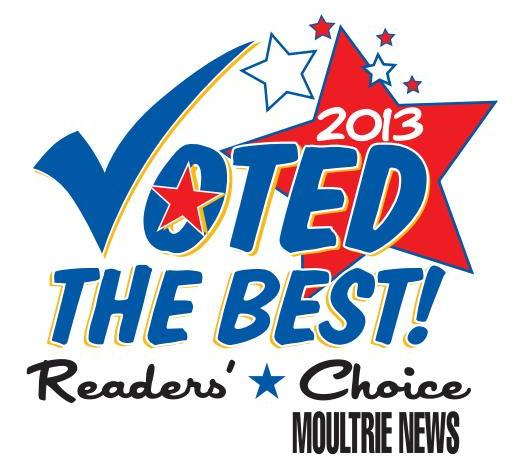 2013 Moultrie News Best of the Best logo